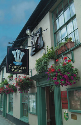 The Feathers Hotel, Holt