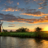 The Norfolk Broads National Park