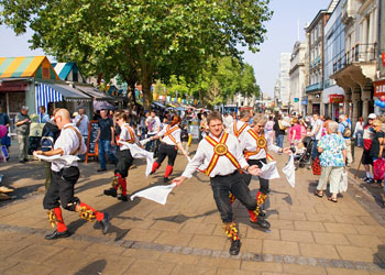 Gentlemens Walk, Norwich, Norfolk