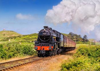 Poppyline Steam Train