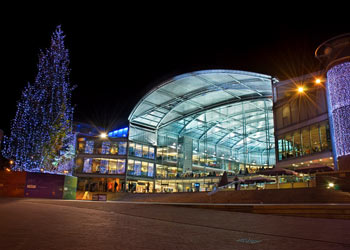 Norwich Forum at Christmas