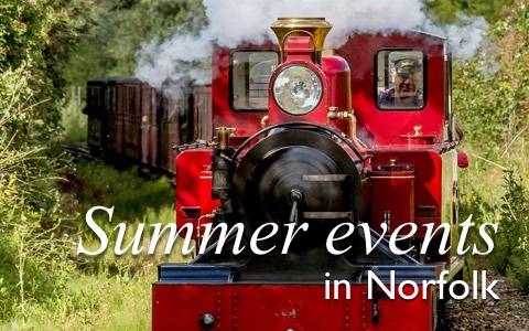 Summer-events-in-norfolk